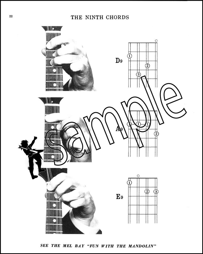 Mel bays mandolin chords bookvideo hamcor mel bays mandolin chords bookvideo hexwebz Image collections