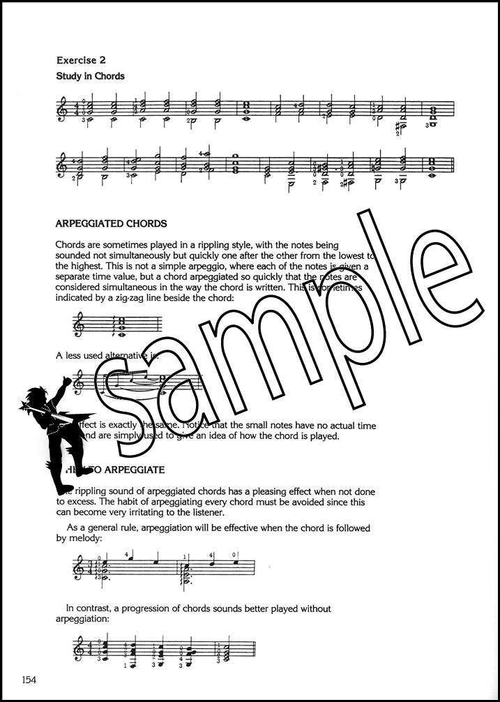 First Book for the Guitar Complete Text | Hamcor
