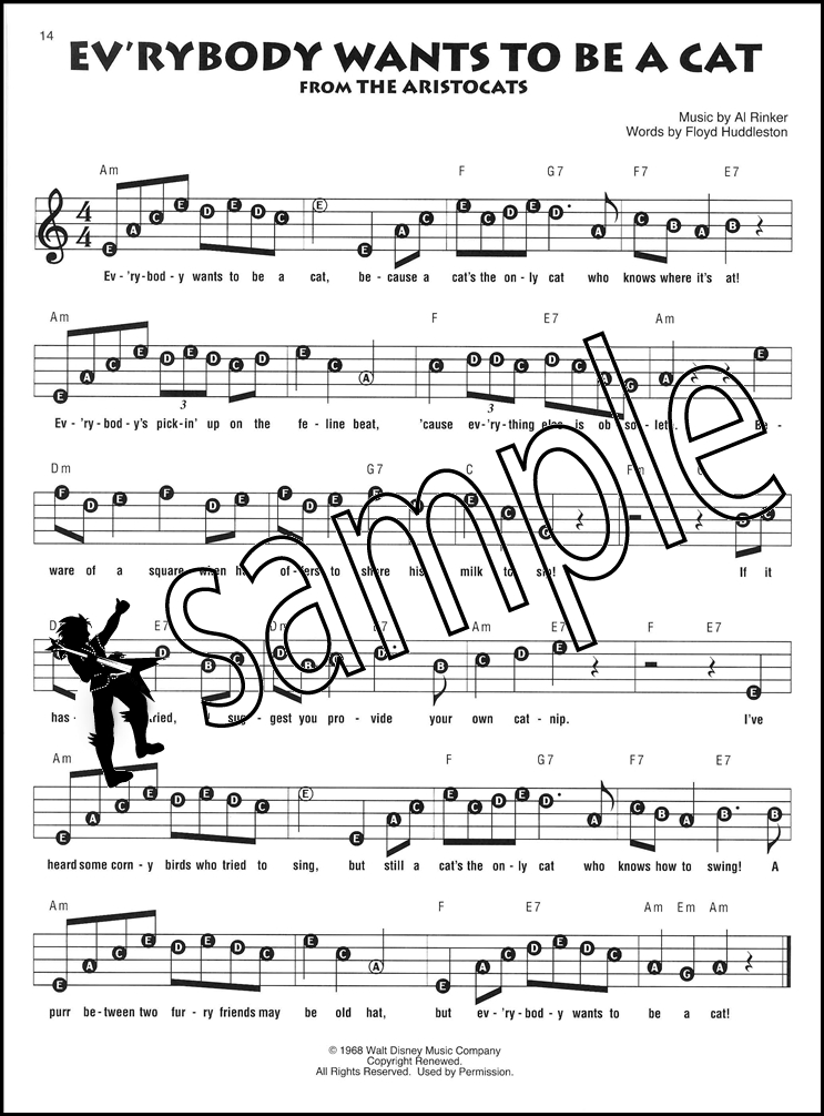 Disney Tunes Recorder Fun Sheet Music Book WITH INSTRUMENT Learn To ...