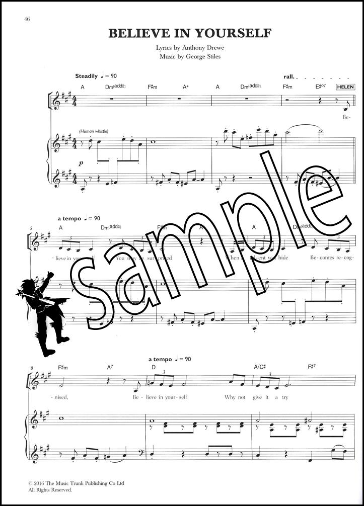 half a sixpence sheet music pdf