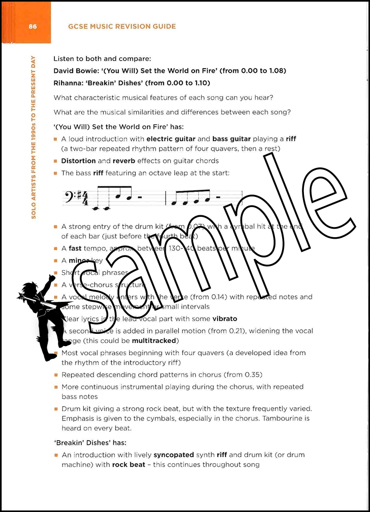 gcse music revised