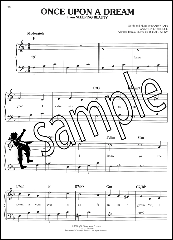 Disney Greatest Love Songs Easy Piano Sheet Music Book Frozen Lion ...