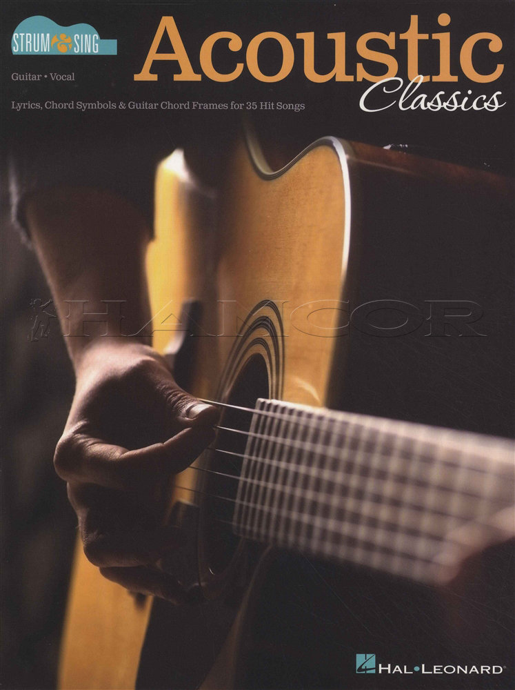 Acoustic Classics Strum Sing Guitar Vocal Chord Songbook Wings
