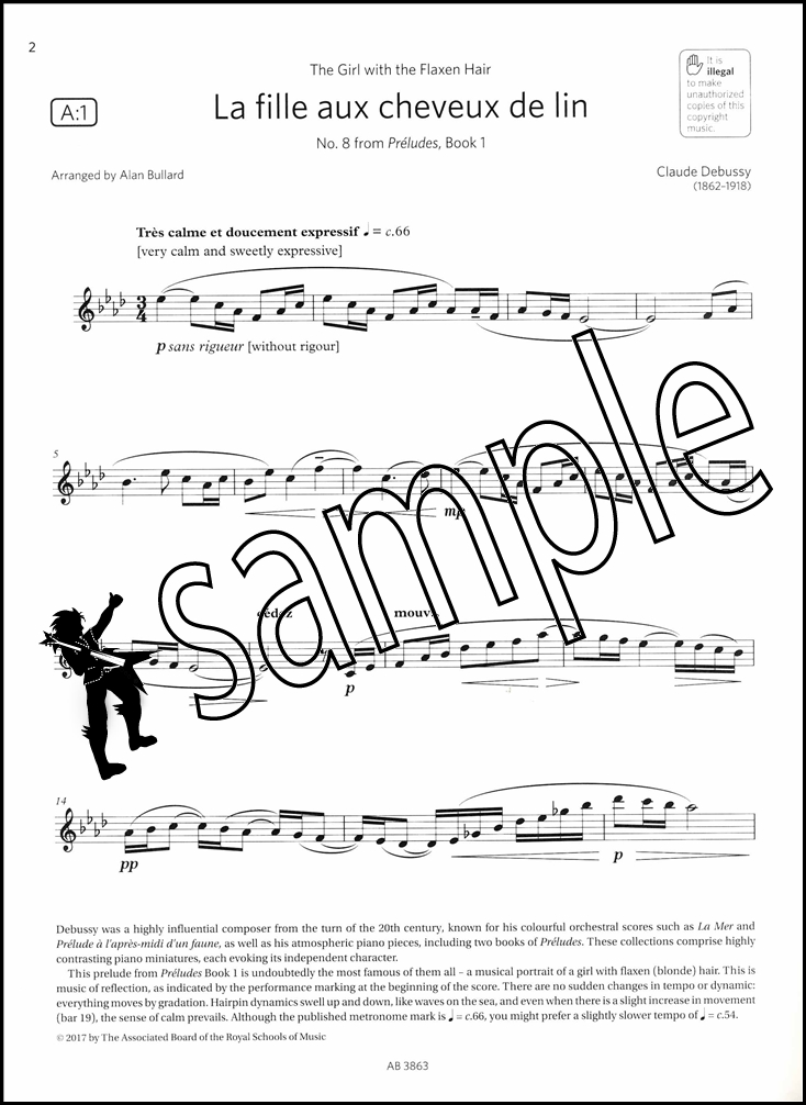 abrsm clarinet syllabus 2018 pdf