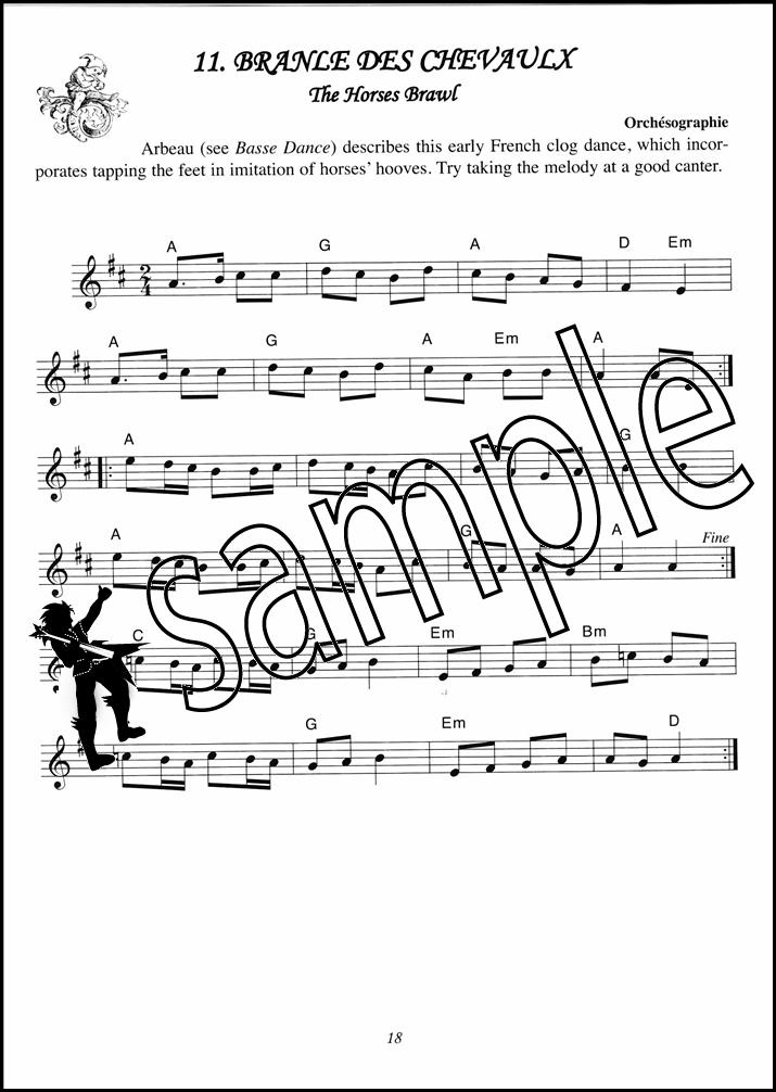 Cantigas Renaissance Festival Favorites Sheet Music Bookaudio
