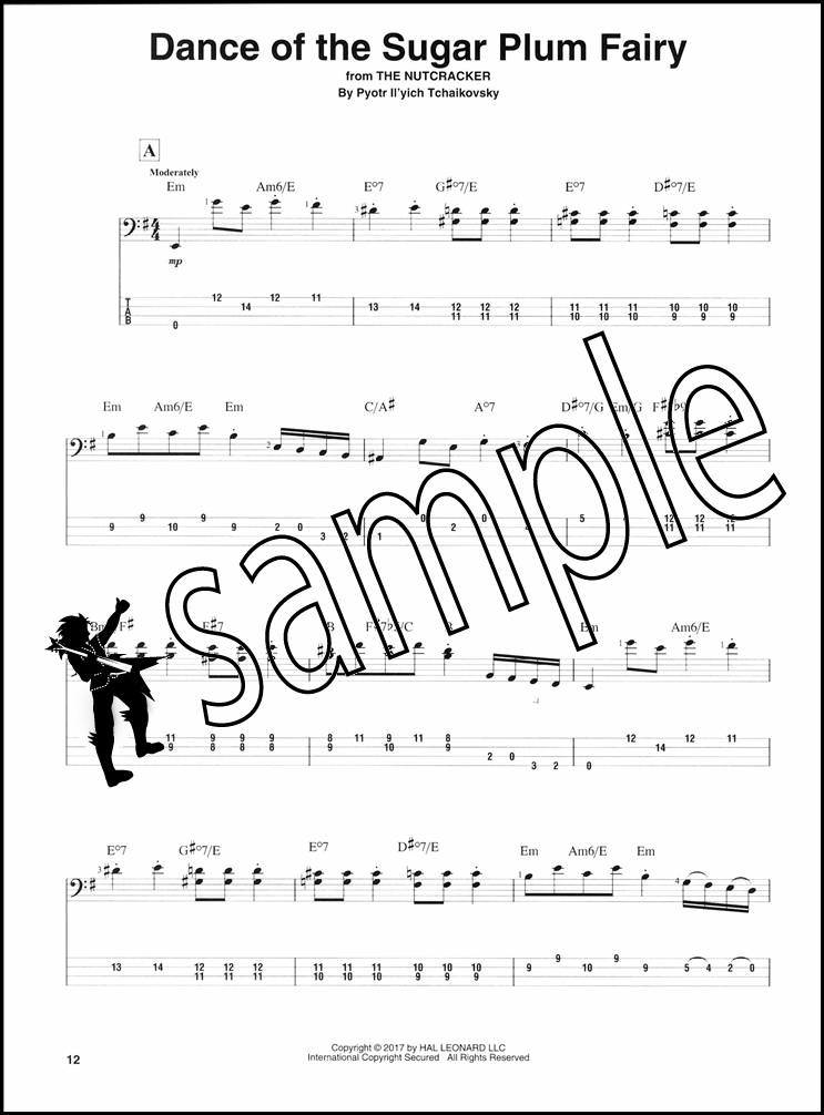Bass Solos Tabs