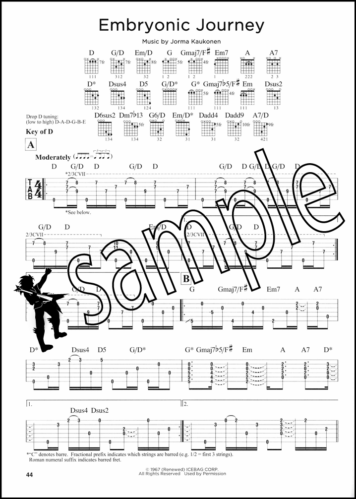 first 50 songs you should fingerpick on guitar tab music