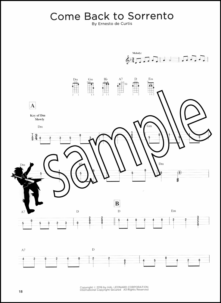 First 50 Songs You Should Play On Mandolin Tab Chord Songbook Led
