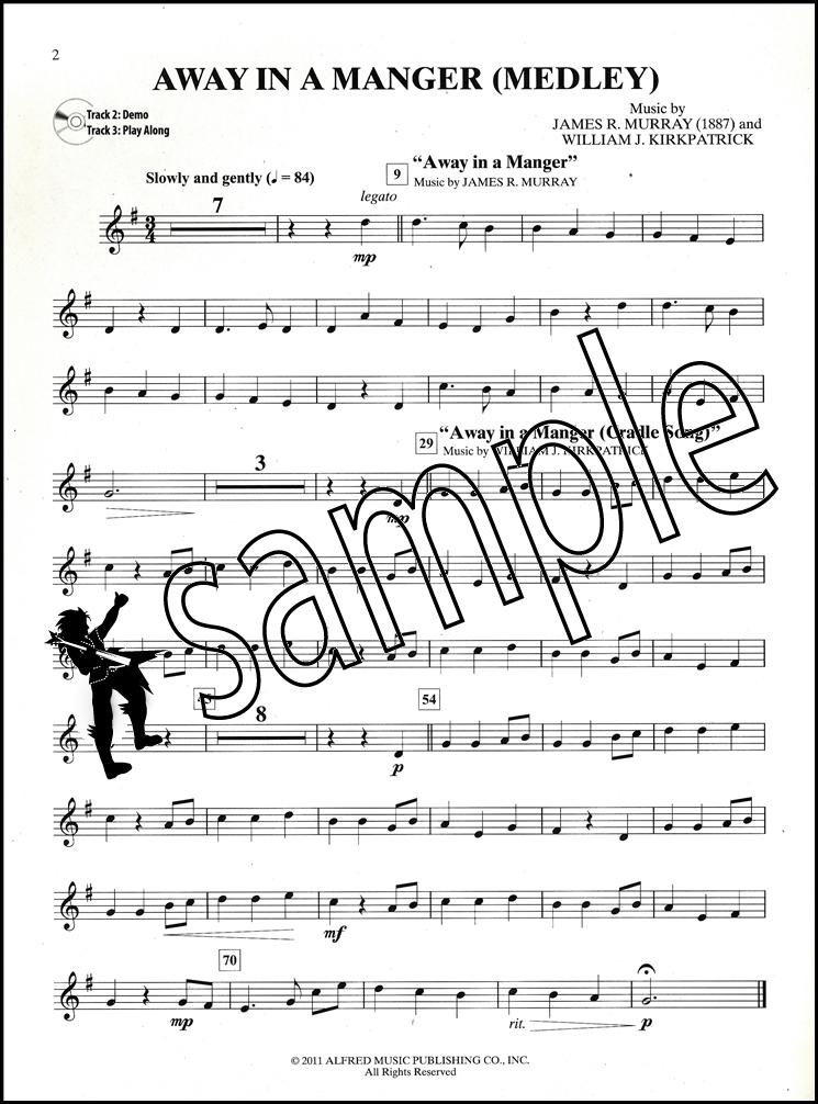 All Music Chords saxophone solo sheet music : Easy Christmas Carols Instrumental Solos Tenor Sax Saxophone Sheet ...