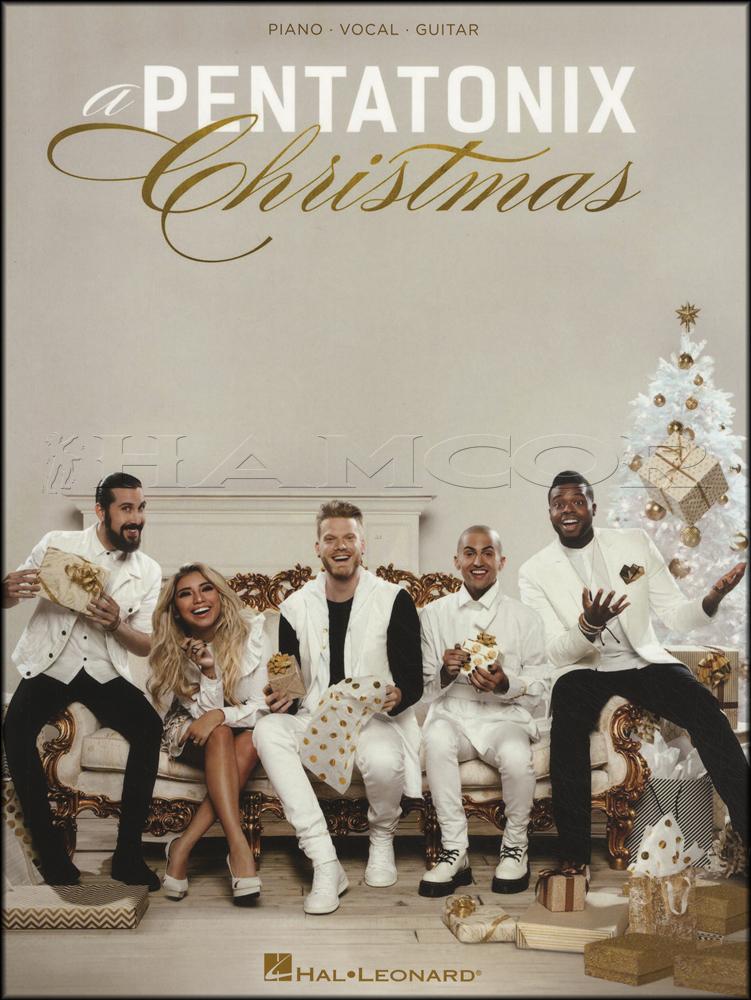 A Pentatonix Christmas Piano Vocal Guitar Sheet Music Book Hallelujah Xmas 888680695439   eBay