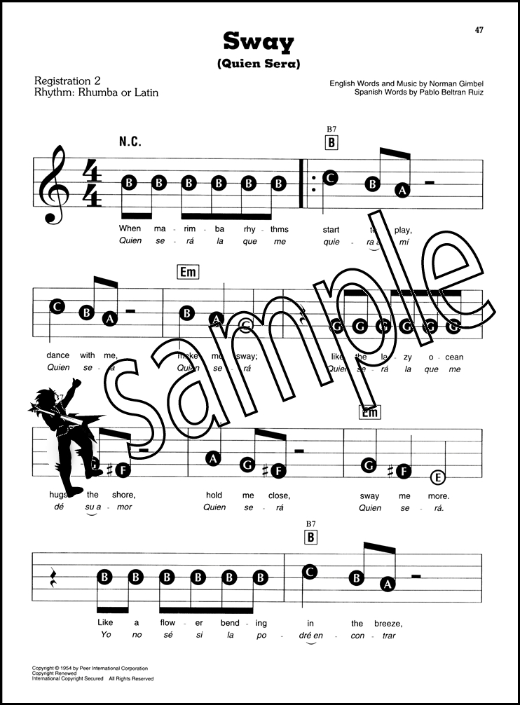 Sentinel Love That Latin Beat Ez Play Today Sheet Music Book Keyboard Mambo Jambo Tico: Hey Mambo Sheet Music At Alzheimers-prions.com