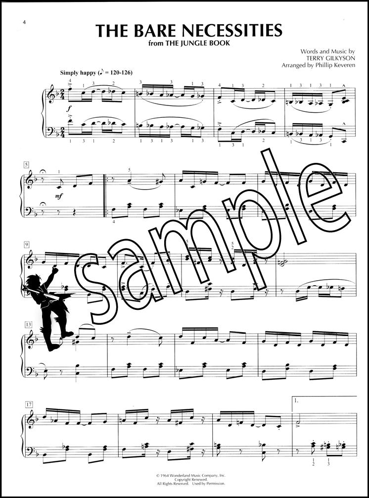 Piano lion king piano sheet music : Disney Songs for Ragtime Piano Solo Sheet Music Book Aladdin Peter ...