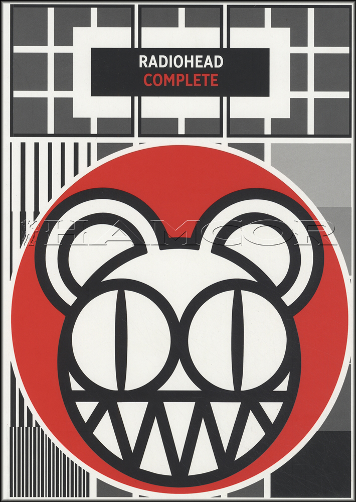 Radiohead Complete Guitar Chord Songbook Ok Computer The Bends