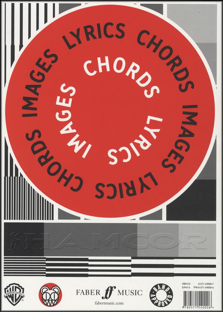 Radiohead Complete Guitar Chord Songbook | Hamcor
