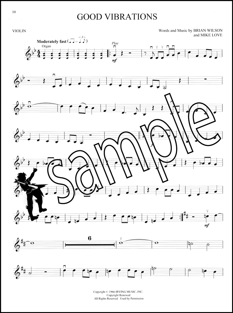 Violin free violin sheet music pop : Classic Pop Songs Instrumental Play-Along Violin Book/Audio | Hamcor
