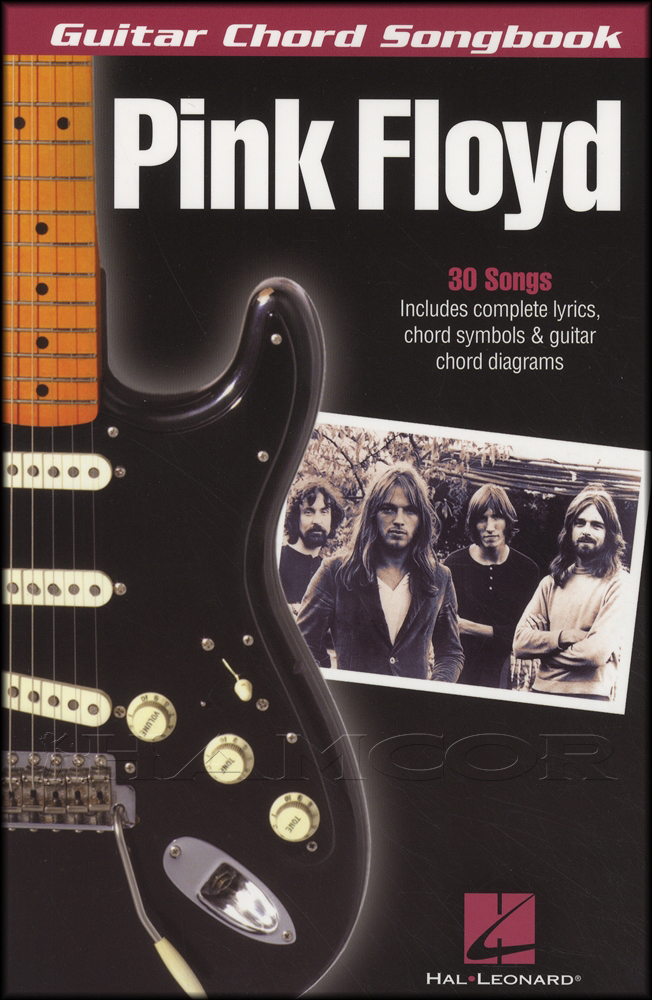 Pink Floyd Guitar Chord Songbook Lyrics Money Fearless Dogs Breathe ...