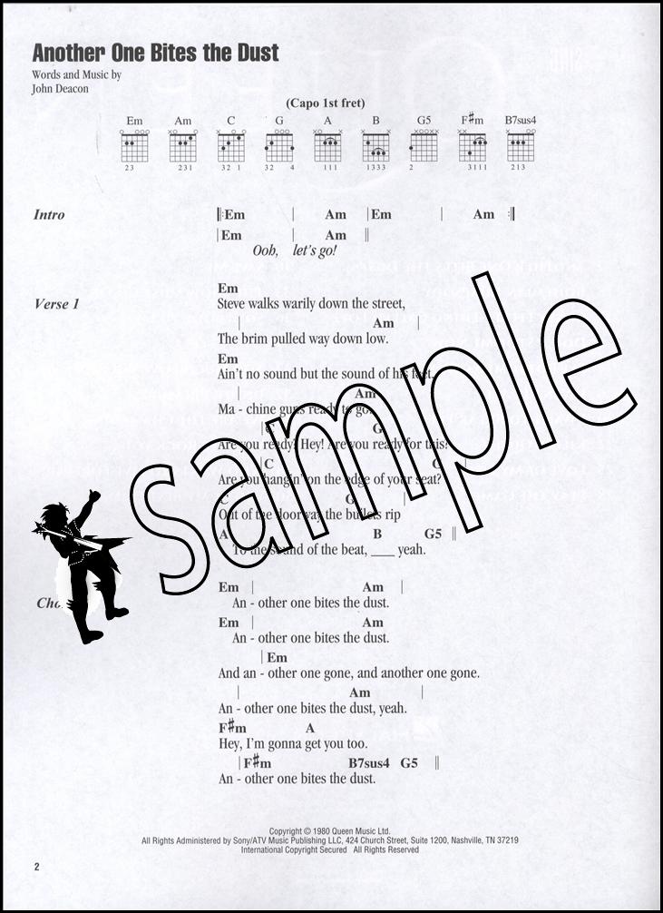 Queen Sing Strum Guitar Vocal Hamcor