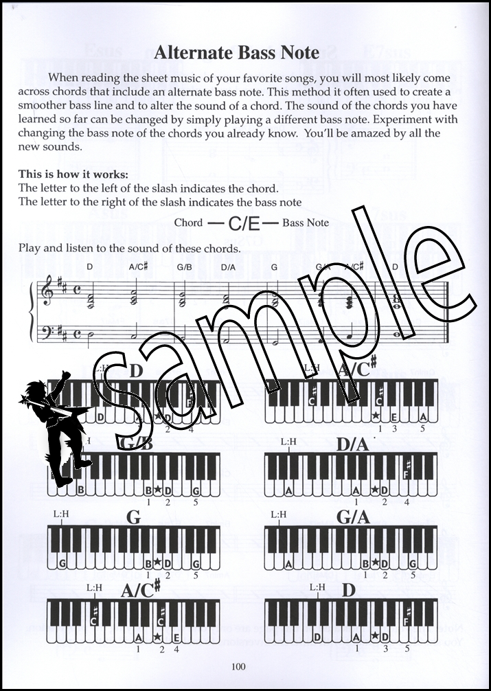 Piano Chords Book Gallery Chord Guitar Finger Position