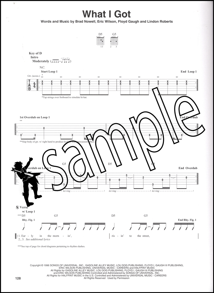 Looper Pedal Songbook Guitar Vocal Hamcor