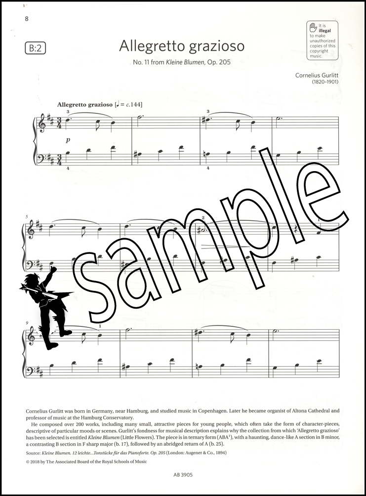 grade 3 piano sheet music pdf