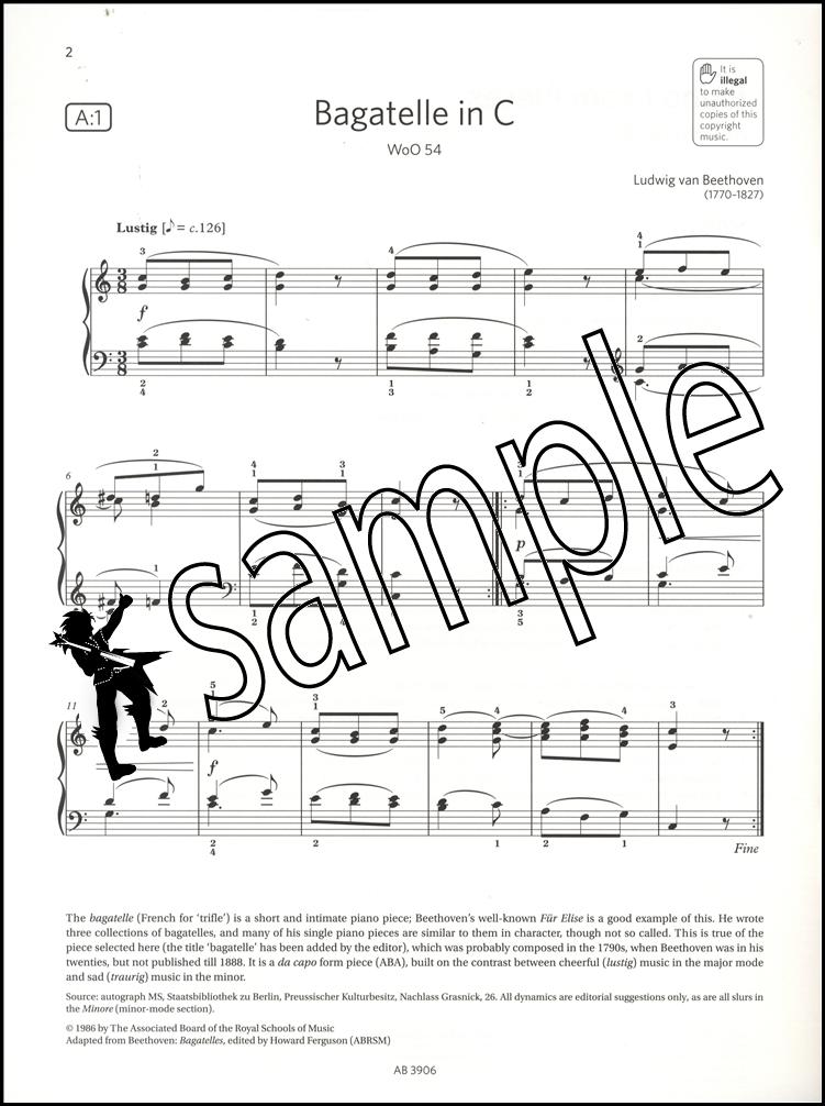 abrsm piano grade 1 pieces pdf free