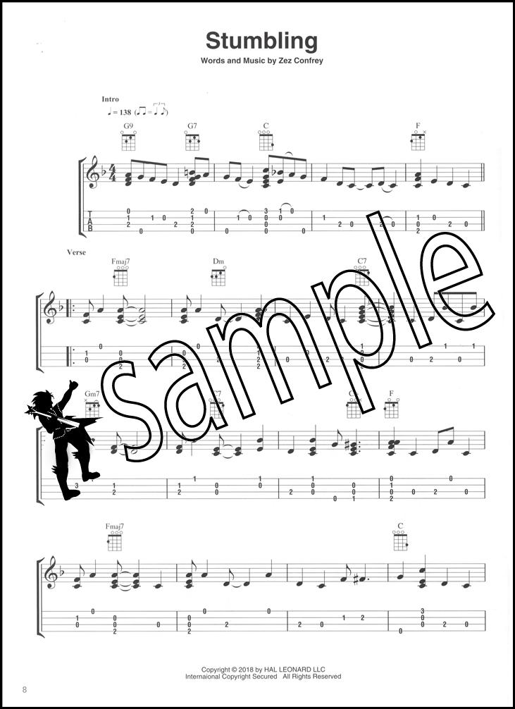 Ragtime Fingerstyle Ukulele Tab Music Bookaudio Chords 15 Classic