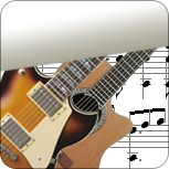 Guitar Music Notation Songbooks