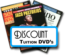 Discount Tuition DVD's