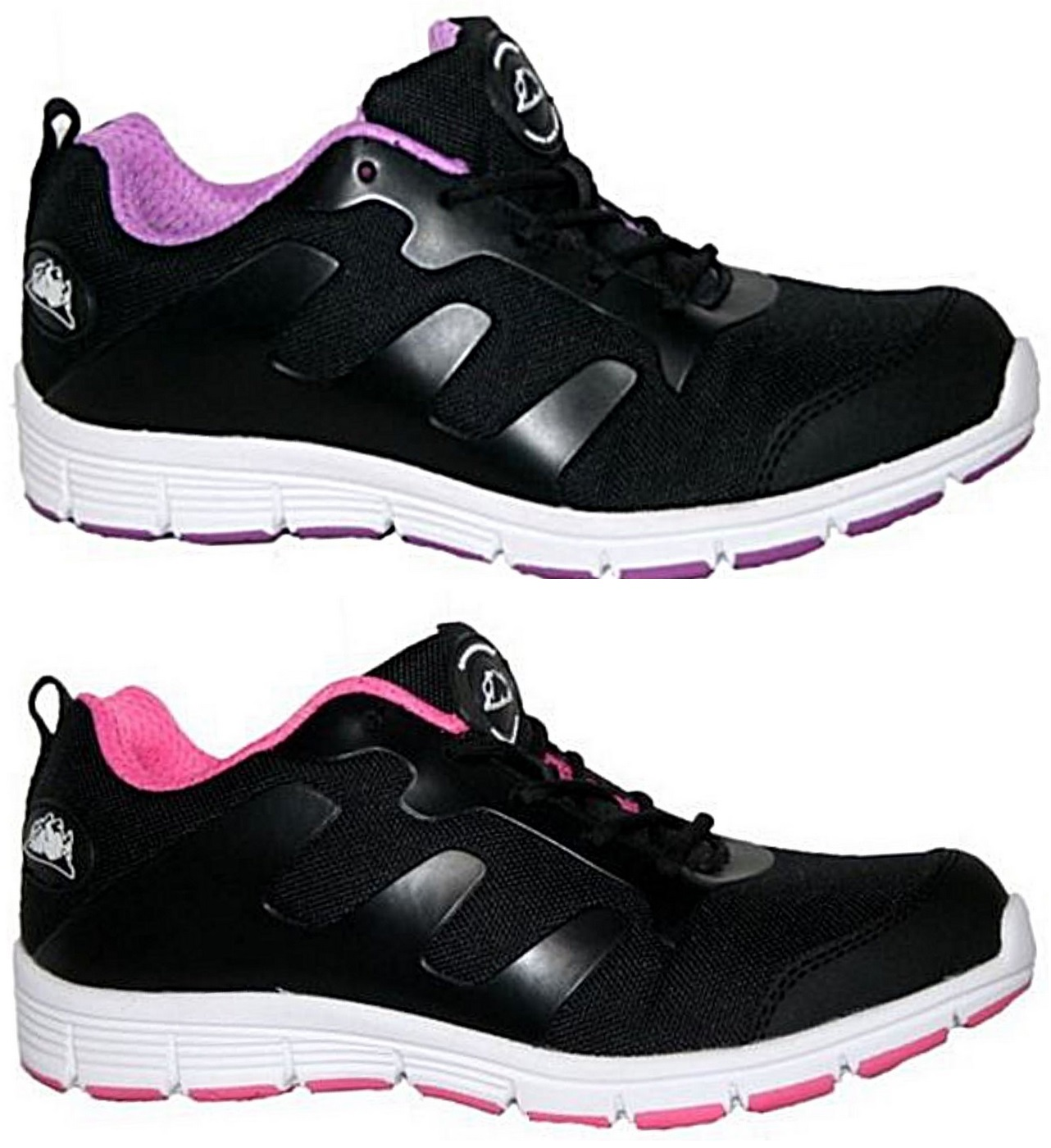 Ladies Womens Groundwork Steel Toe Cap Safety Work Shoes