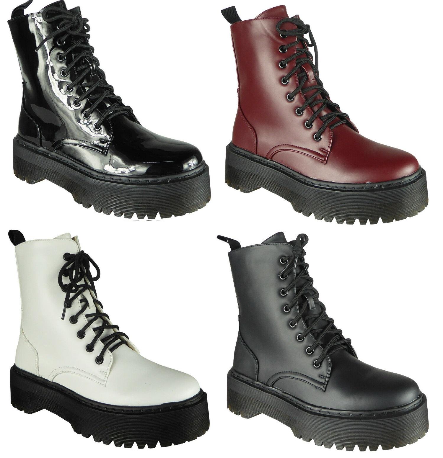 Scarpe punk a stivali e stivaletti da donna | Acquisti