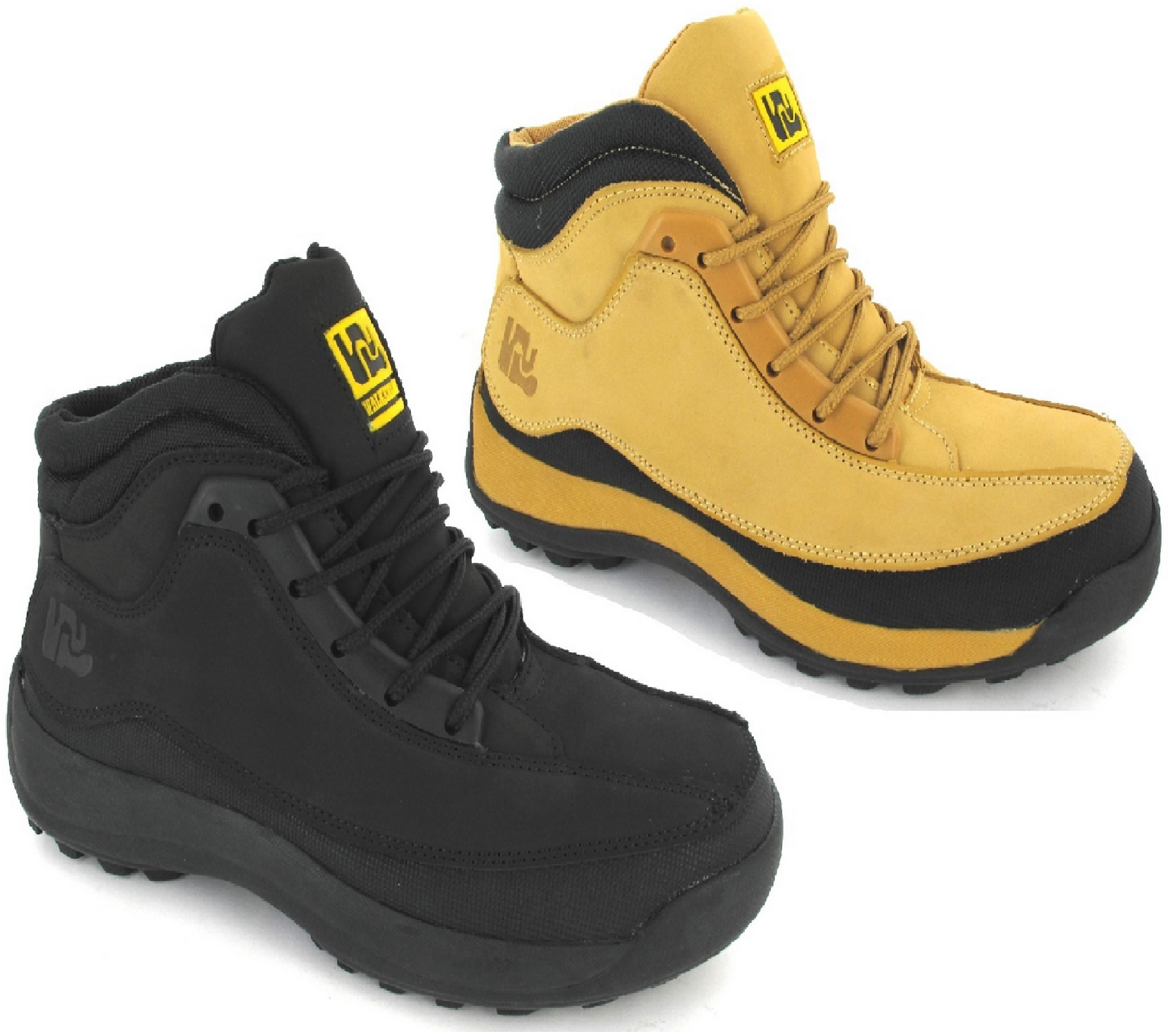 0fd06f9c4a Sentinel NEW MENS LEATHER SAFETY BOOTS TRAINERS STEEL TOE CAP ANKLE WORK  SHOES SIZE 3-13