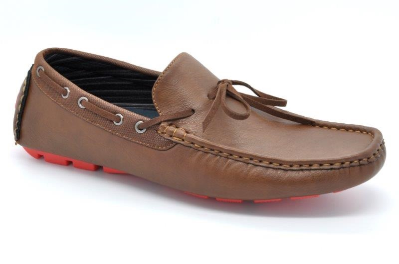 Mens Moccasin Shoes Size  E
