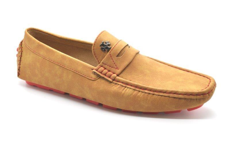 new mens moccasin designer tassel italian loafers casual moccasin boat shoes sz ebay. Black Bedroom Furniture Sets. Home Design Ideas
