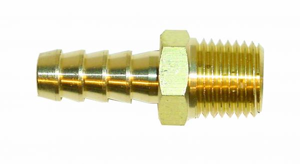 10mm Bore Pipe FSE Straight Fuel Pump Union NPT Push On 1//8 NPT
