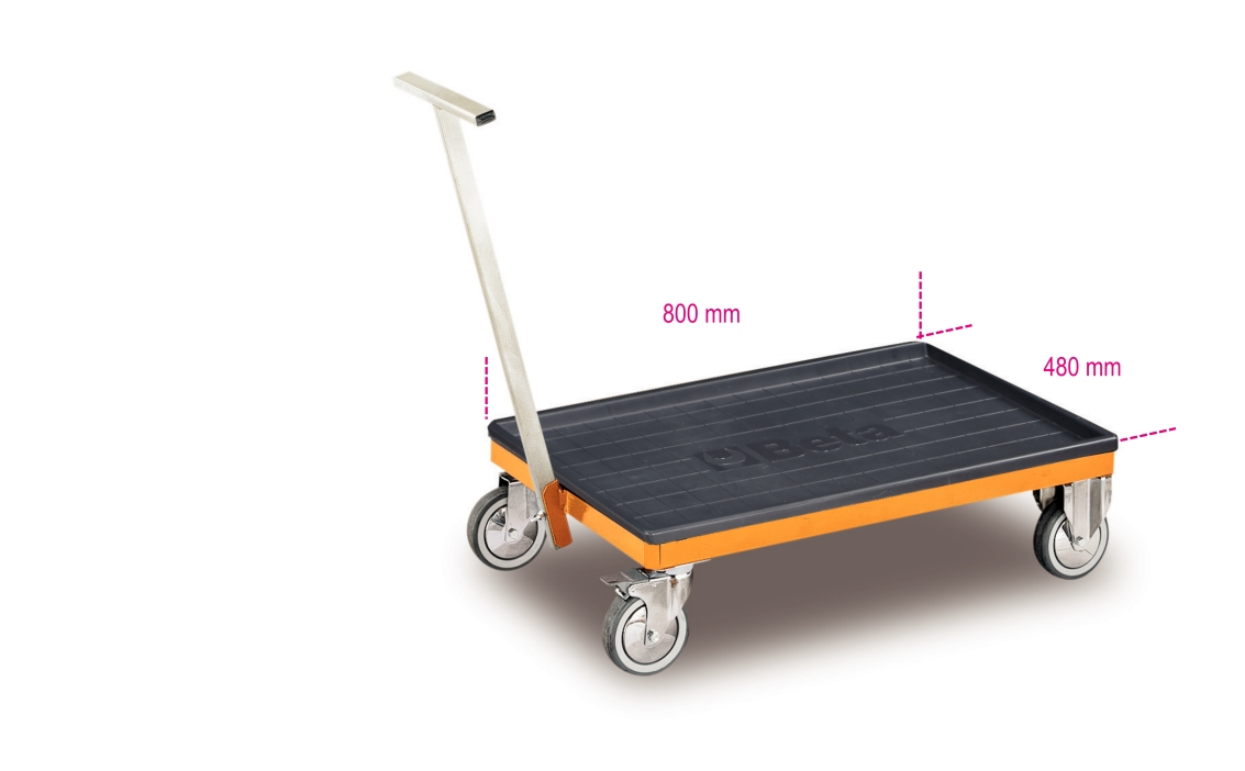 trolley caddy