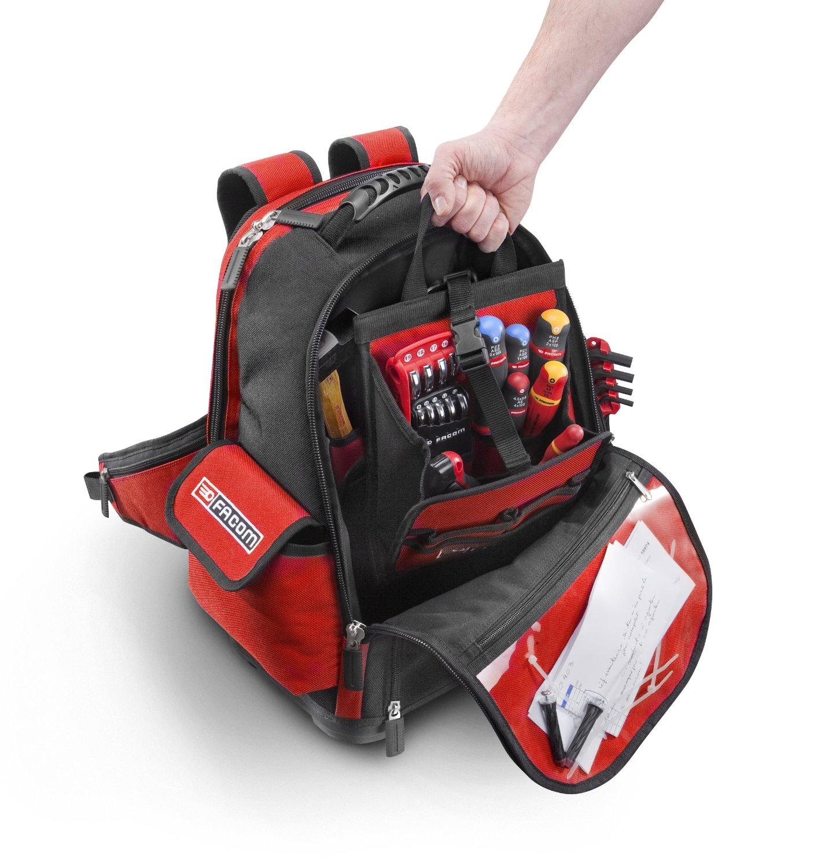 Sentinel Facom Probag Soft Tool Bag Backpack Rucksack Bs L30