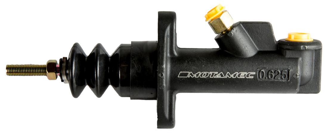 "Motamec Brake Clutch Master Cylinder 0.750/"" Anodised Black Girling Wilwood type"