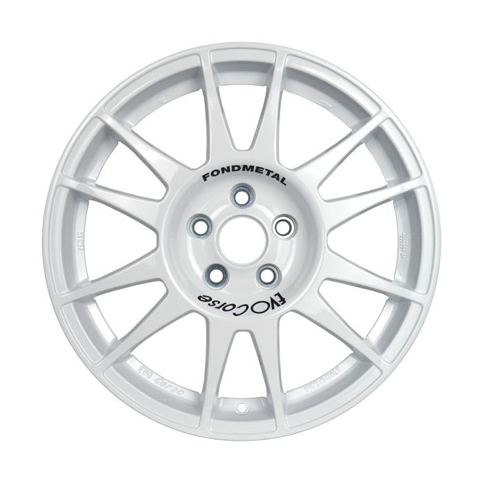 Evo Corse Motorsport Wheel For Lancia Integrale Gr A Sanremo 8x17