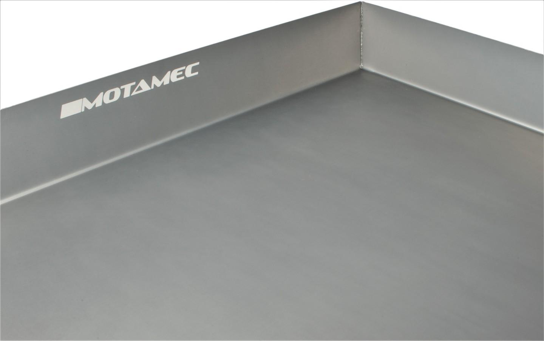 Motamec Car Alloy Oil Drip Tray Workshop Fluid Drain Pan