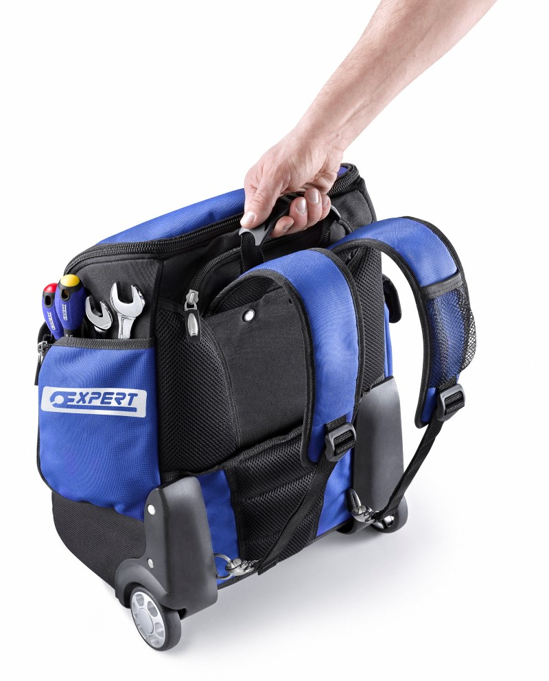 Sentinel Britool Expert Tool Bag Backpack With Wheels E010602b