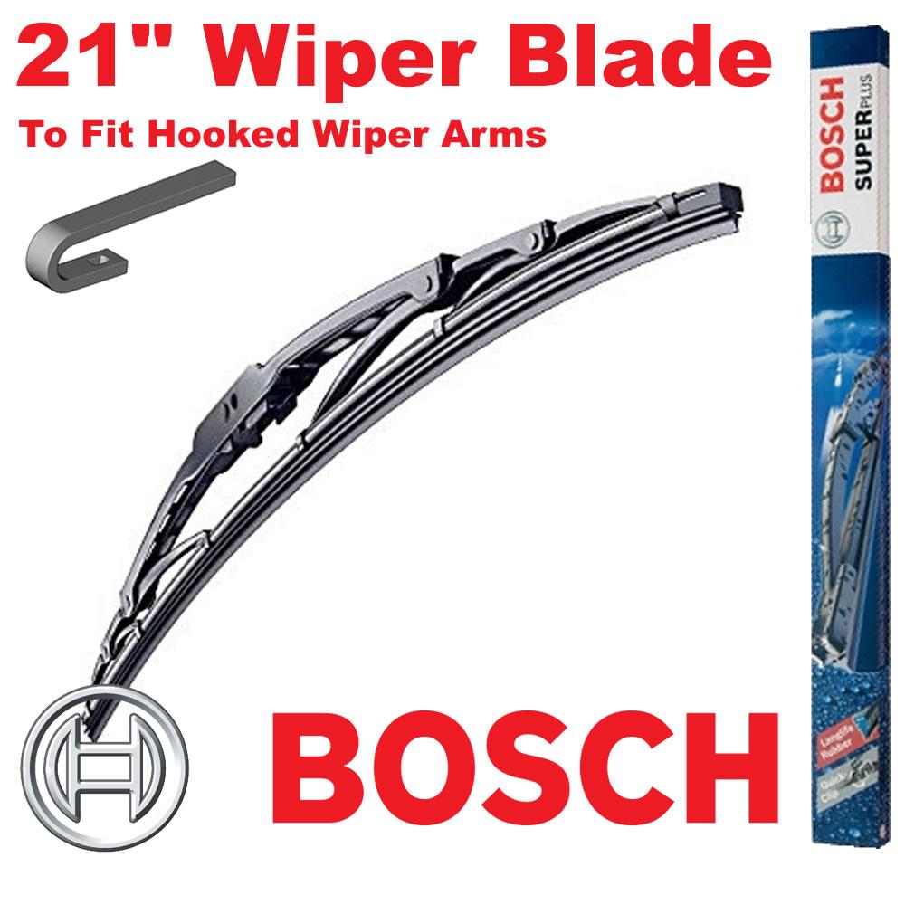 Single Wiper Blade Bosch SP21 Super Plus Universal