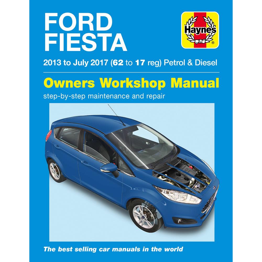 ford fiesta 1 0 1 25 1 6 petrol 1 5 1 6 diesel 2013 17 haynes rh ebay co uk Ford Ka ford puma haynes manual pdf