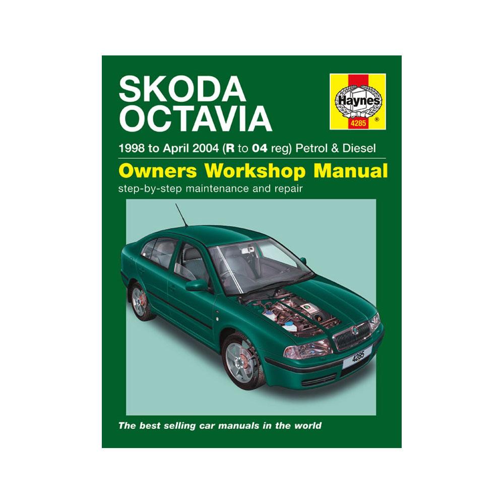 haynes manual skoda octavia 1 4 1 6 1 8 2 0 petrol 1 9 dsl 98 04 r rh ebay co uk skoda octavia service manual download pdf skoda octavia service manual pdf