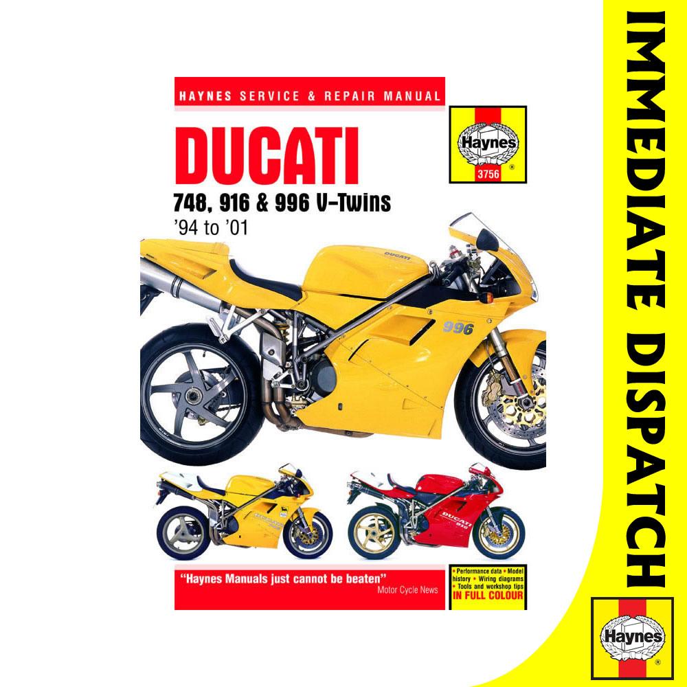 Ducati Monster  Workshop Manual