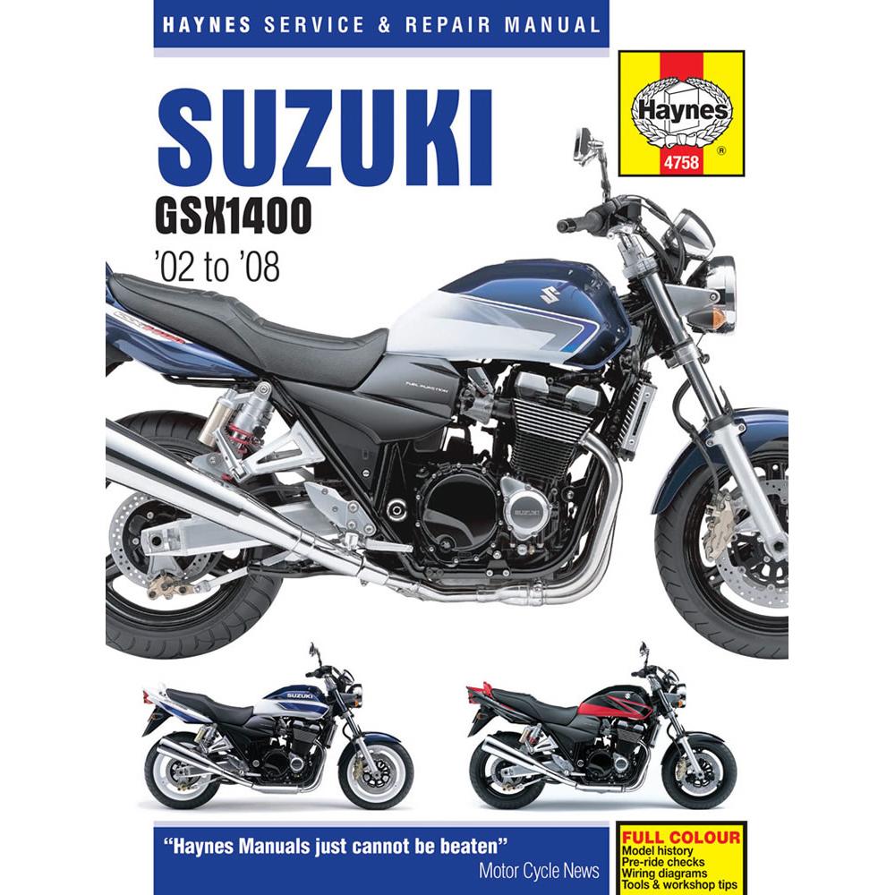 Motorcycle Manuals & Literature Vehicle Parts & Accessories Suzuki ...