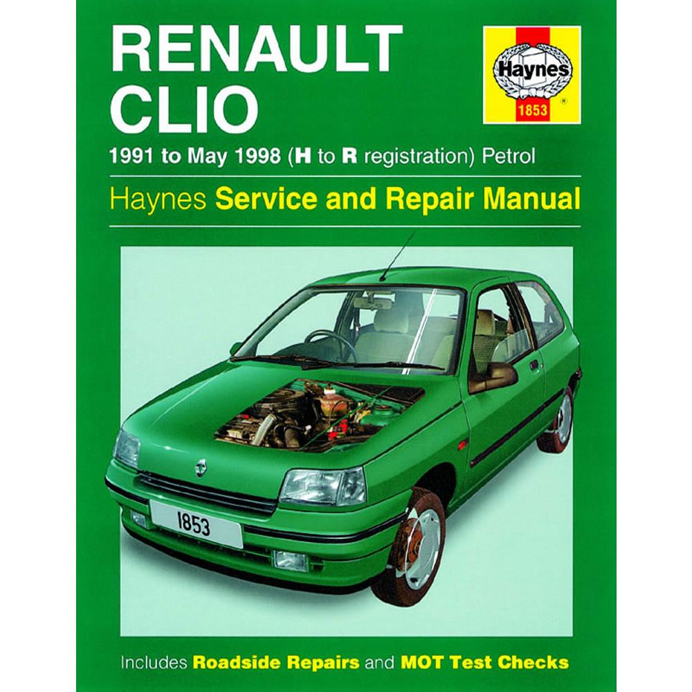 renault clio haynes manual 1991 96 1 1 1 2 1 4 1 8 petrol workshop rh ebay co uk renault clio mk3 haynes manual free renault clio mk1 haynes manual pdf