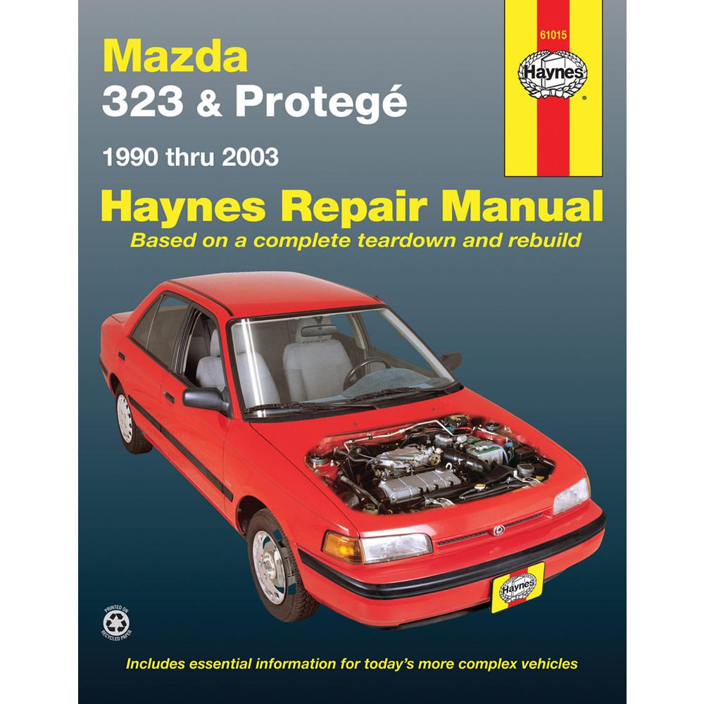 Mazda 323 1990-1994 Haynes USA Workshop Manual