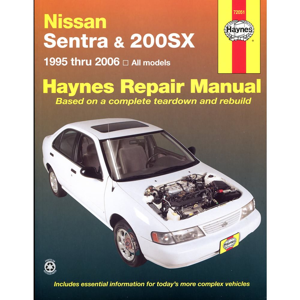 Nissan Sentra Service Manual: Special Service Tool