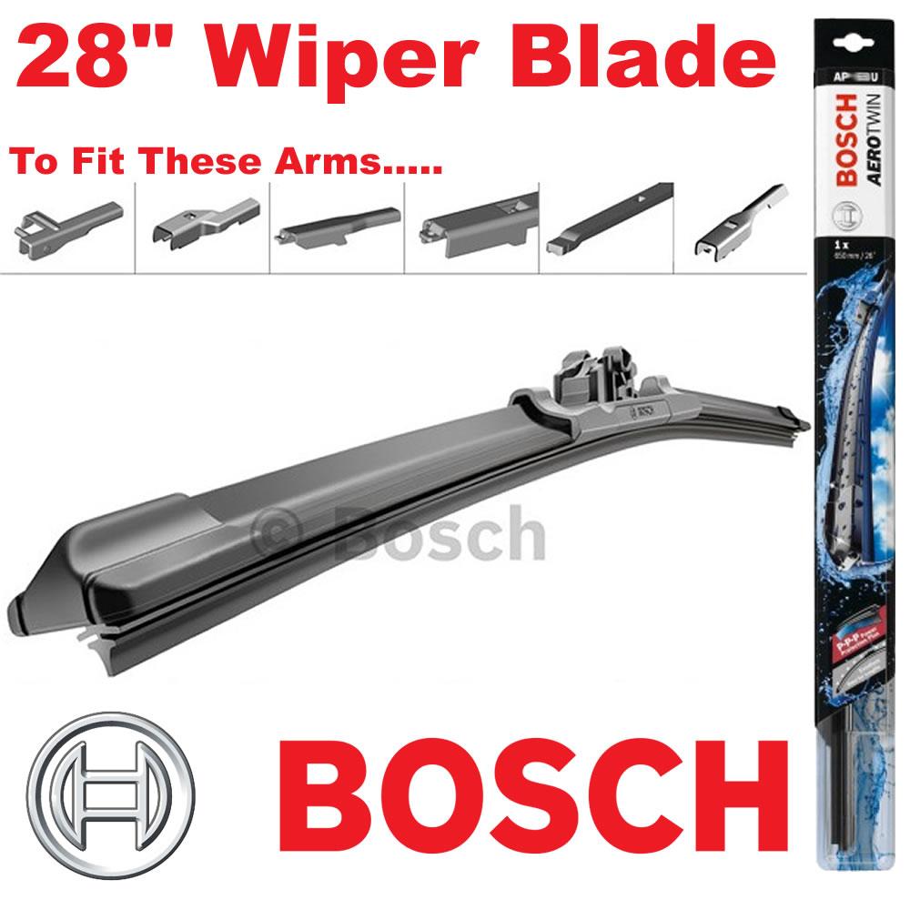 Fin Bosch AeroTwin Plus Wiper Blade 28