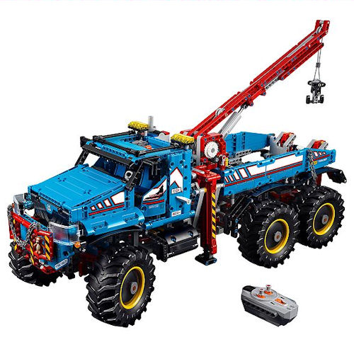 42070 IP37 lot L0566 5702015869768 Lego Technic 6x6 All Terrain Tow Truck